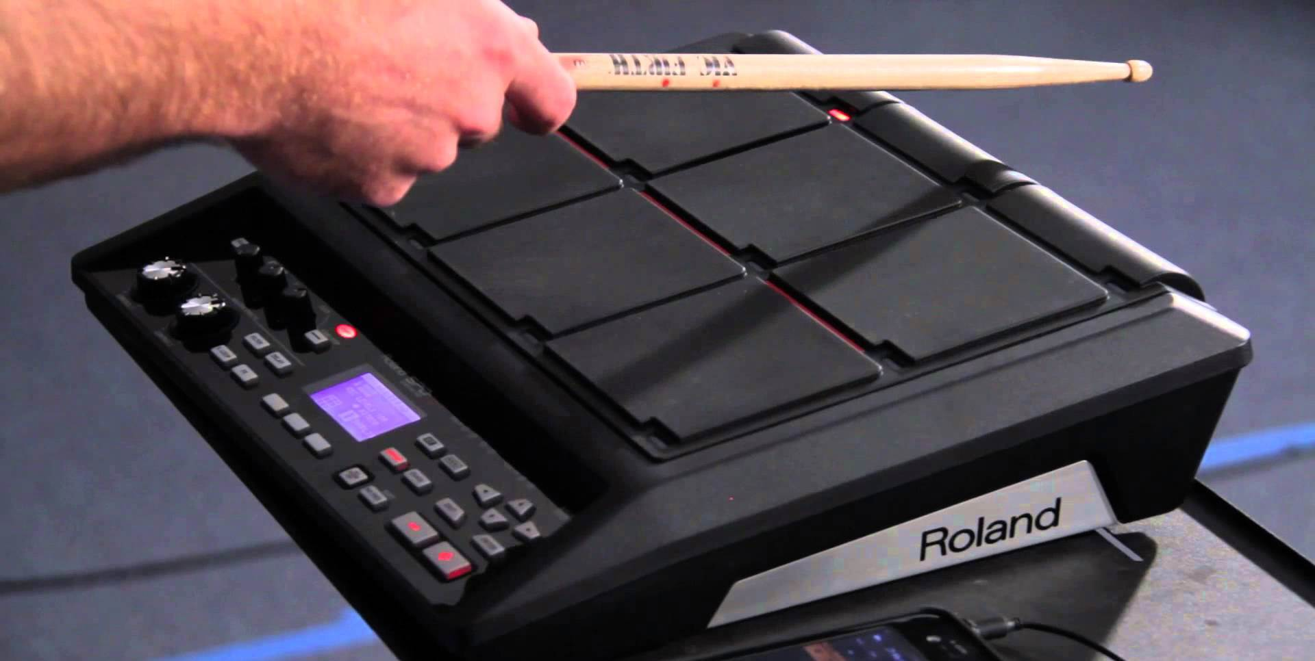 roland spd sx review deep dive on this sampling pad s features and demo sound check lab. Black Bedroom Furniture Sets. Home Design Ideas